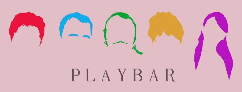 copertina Playbar con titolo